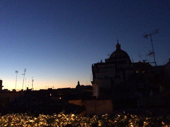 Hotel Smeraldo: Rooftop terrace