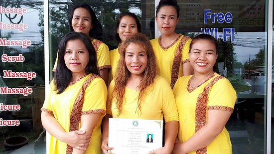 Rawai, Tailandia: Recover your body.Welcome visi sport massage...