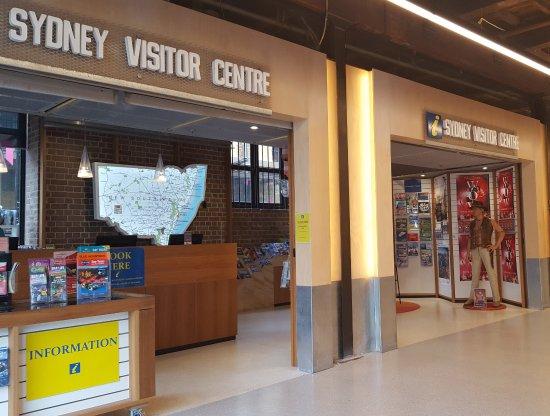 悉尼旅游咨询中心