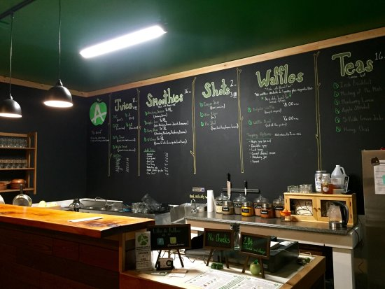 Adams Apple Juice Bar & Cafe: getlstd_property_photo