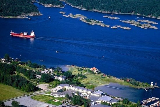 Langesund, Noruega: Exterior views