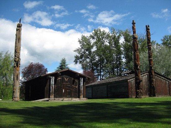 Ksan Historical Village