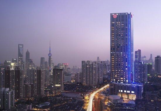 Sheraton Shanghai Hongkou Hotel: Exterior
