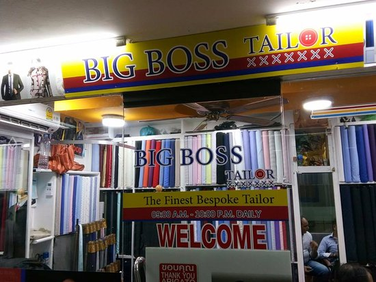 Big Boss Tailor