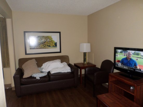 Extended Stay America - Omaha - West: room