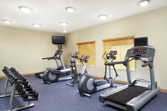 Four Points by Sheraton Saskatoon: Fitness Center