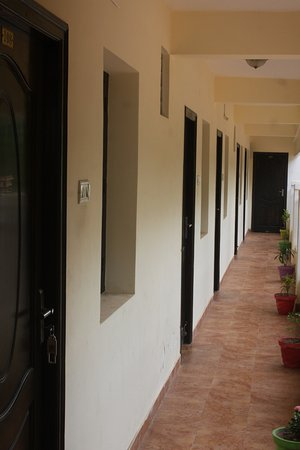 Alangudi, India: Room exterior