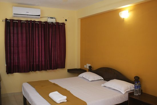 Alangudi, Indie: Double Room