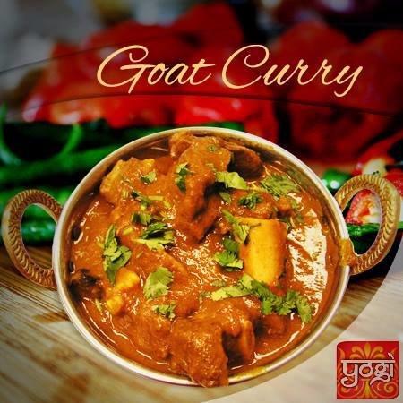 Yogi: Goat Curry!!