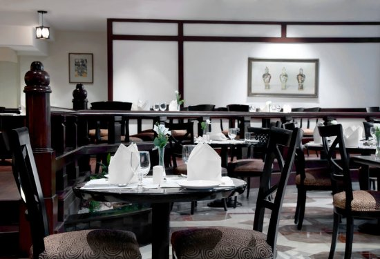 Le Royal Meridien Chennai : Cilantro Restaurant