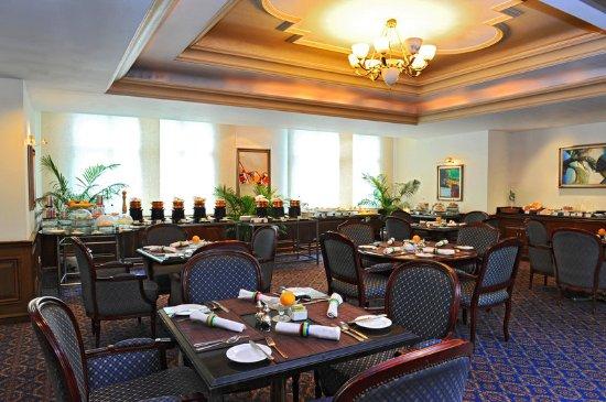 Le Royal Meridien Chennai : Royal Club Lounge