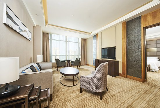 Chuzhou, China: Club Suite Living Room
