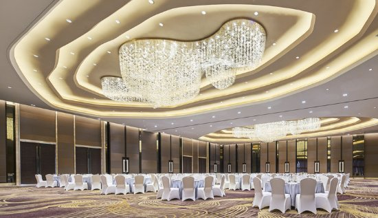 Chuzhou, China: Grand Ballroom with Wedding
