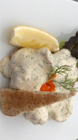 Taste Kamala: Delicious Scandinavian Toast Skagen
