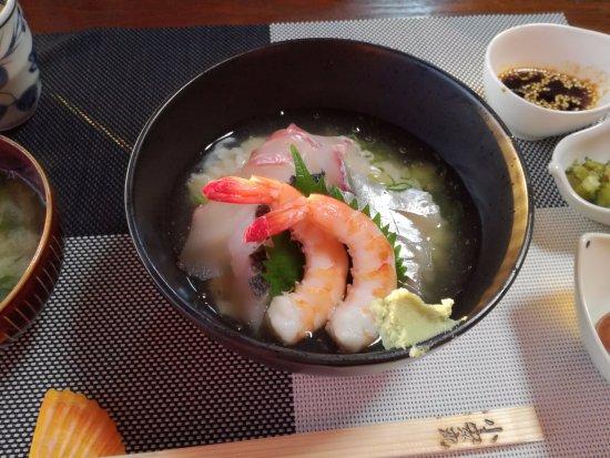 Saikai, Japonia: 海鮮あんかけ丼