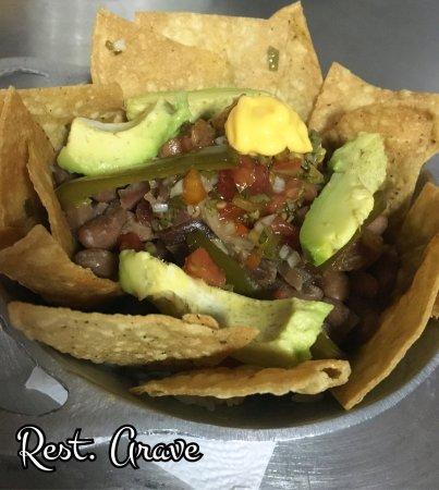 """Parrita, Costa Rica: """"Chifrijo"""" uno de los muchos platos de este lugar"""