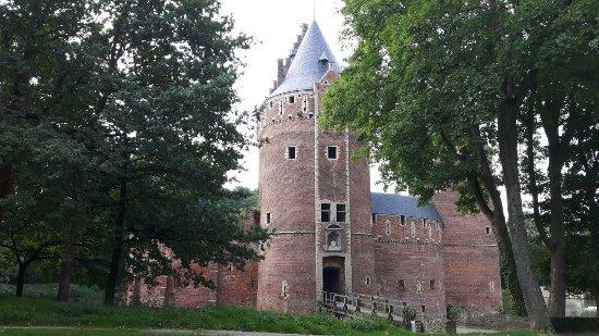 Flemish Brabant Province, Belgien: Kasteel van Beersel