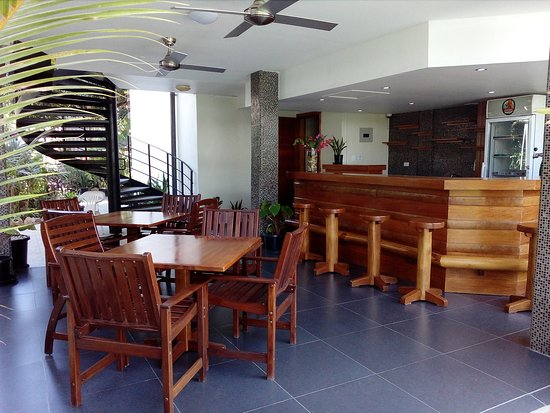 The sanctuary hotel resort and spa for Kr motors port moresby