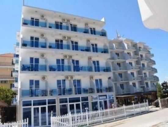 hotel princi i vogel the place to be in velipoja beach review of rh tripadvisor com