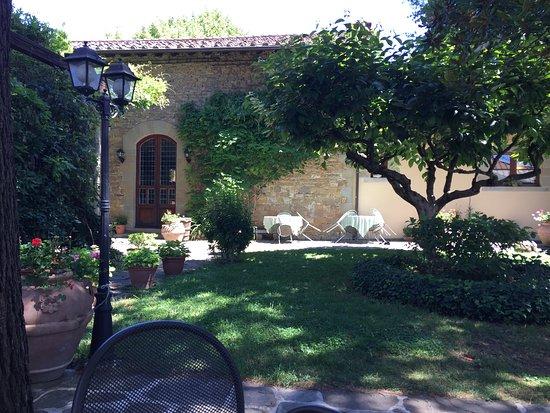 Castelfranco di Sopra, Itália: Lunch Stop