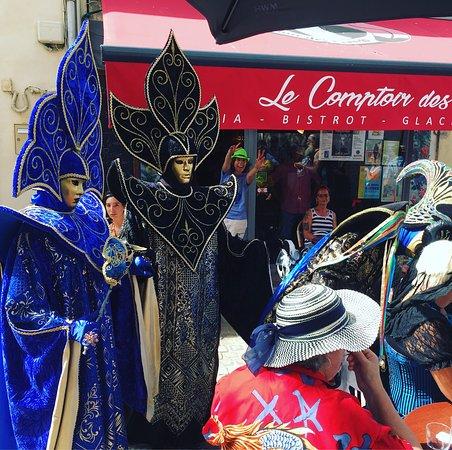 Peyriac-de-Mer, Frankrijk: Le Comptoir des Etangs