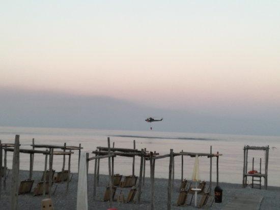 Lido Bounty Beach : Tramonto