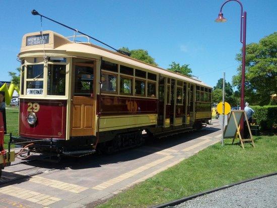 Tramway Museum at Invermay