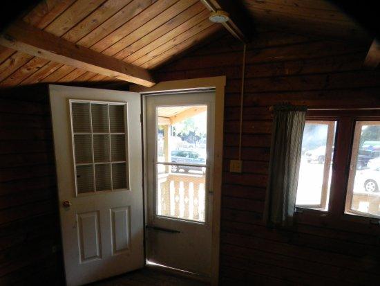Inside Cabin 2 Picture Of Weko Park Bridgman Tripadvisor