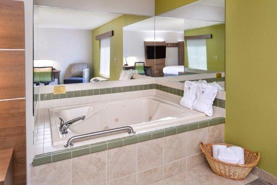 Mineral Wells, Virginie-Occidentale : Jacuzzi Suite