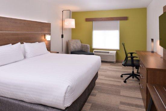 Mineral Wells, เวสต์เวอร์จิเนีย: King Bed Guest Room