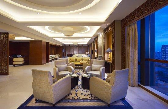 Χοχότ, Κίνα: Sheraton Club Lounge