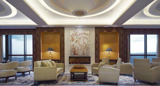 Hohhot, China: Sheraton Club Lounge