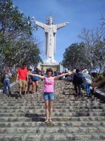 Vung Tau Beach Statue