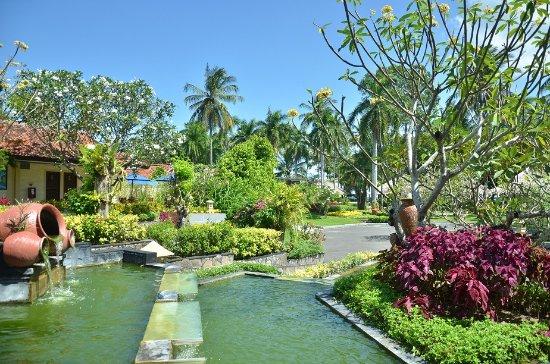 Kila Senggigi Beach Lombok : Lobby Area