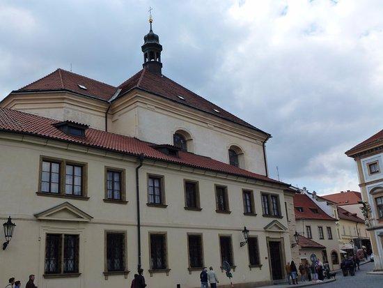 Kostel Svatého Benedikta