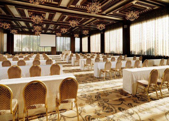 Grand Hills, a Luxury Collection Hotel & Spa: Afrah Ballroom - Classroom Set up