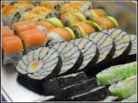 Jestetten, Alemania: Sushi