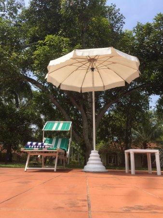 Tamarind Tree Hotel: my bed