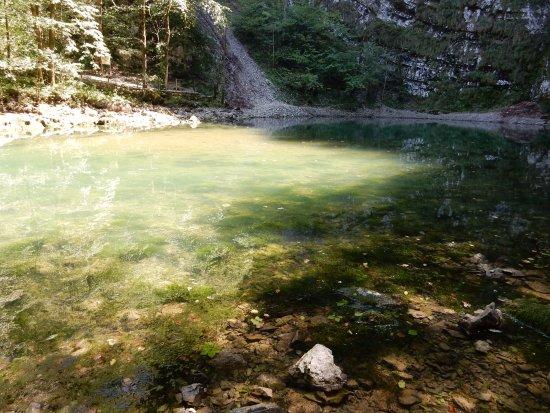 Idrija, Eslovenia: Lago Selvaggio