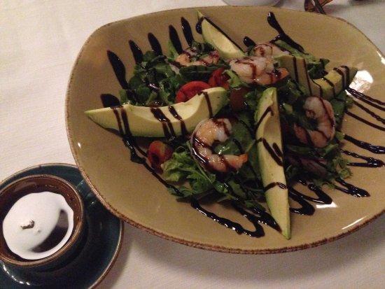 pisanello italian restaurant: Light and tasty!