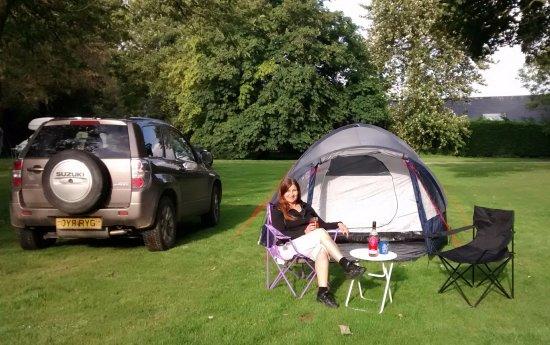 Folly Farm Cotswold C&ing - C&ground Reviews (Bourton-on-the-Water England) - TripAdvisor & Folly Farm Cotswold Camping - Campground Reviews (Bourton-on-the ...