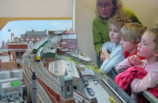 Uckfield Model Railway Exhibition