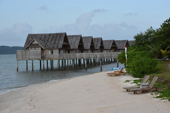 Telunas Private Island Photo