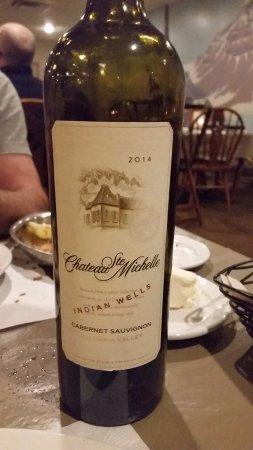 บัฟฟาโล, ไวโอมิง: Wine
