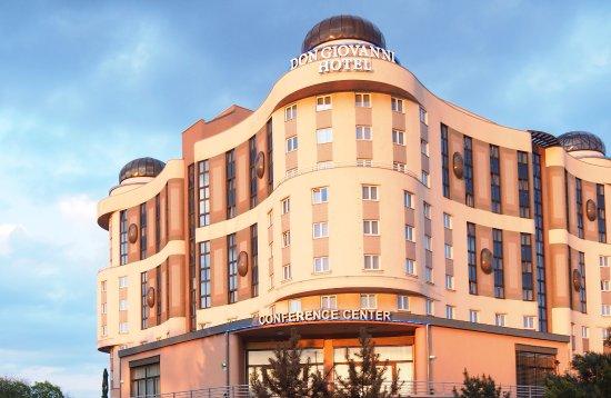Hol picture of hotel don giovanni prague tripadvisor for Hotel galerie royale prague tripadvisor