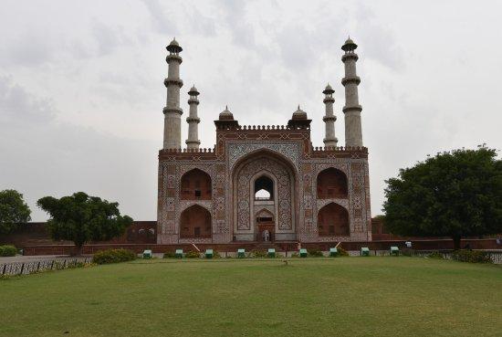 Sikandra, Indie: Akbar's Tomb