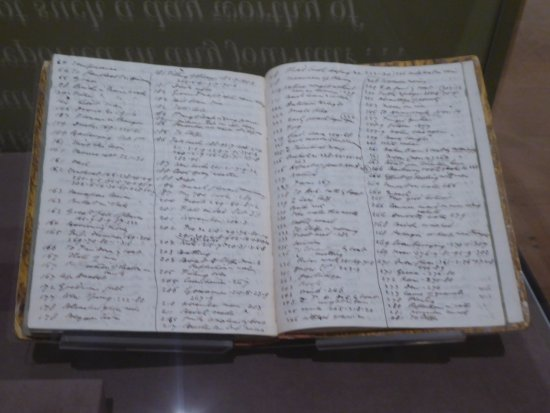 The Morgan Library & Museum : Journal of Thoreau