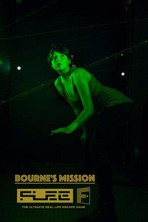 Redmond, WA: Bourne's Mission - FLEE Seattle Escape Game