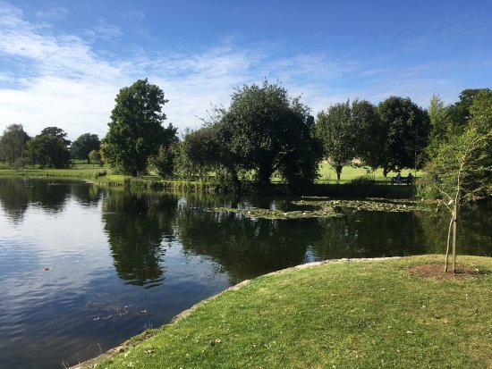Spetchley Park Gardens: Lovely day yesterday. Staff were lovely too. Very helpful. Make sure you ring to hire a mobility