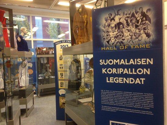 Finnish Basketball Hall of Fame
